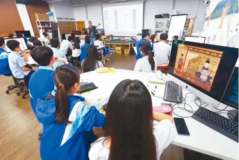 學習歷程檔案是新課綱重頭戲,卻因廠商疏失,導致近八千位學生的學習歷程檔案消失。圖/聯合報系資料照片