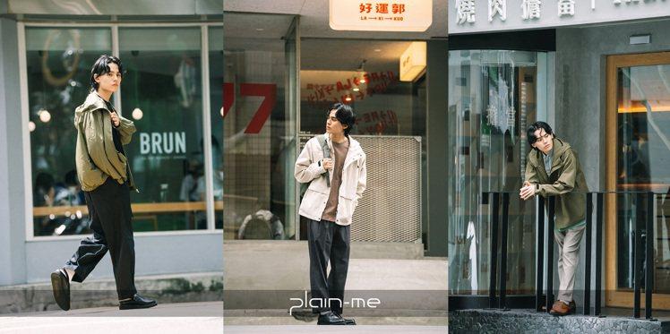 台灣時尚品牌plain-me與餐飲人氣名店BRUN不然、好運郭與燒肉擔當合作,祭...