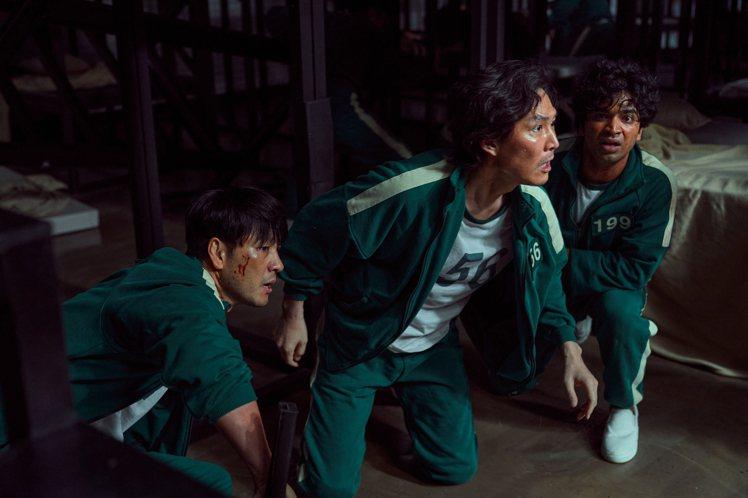 特里帕蒂的演技相當吸睛。圖/Netflix提供