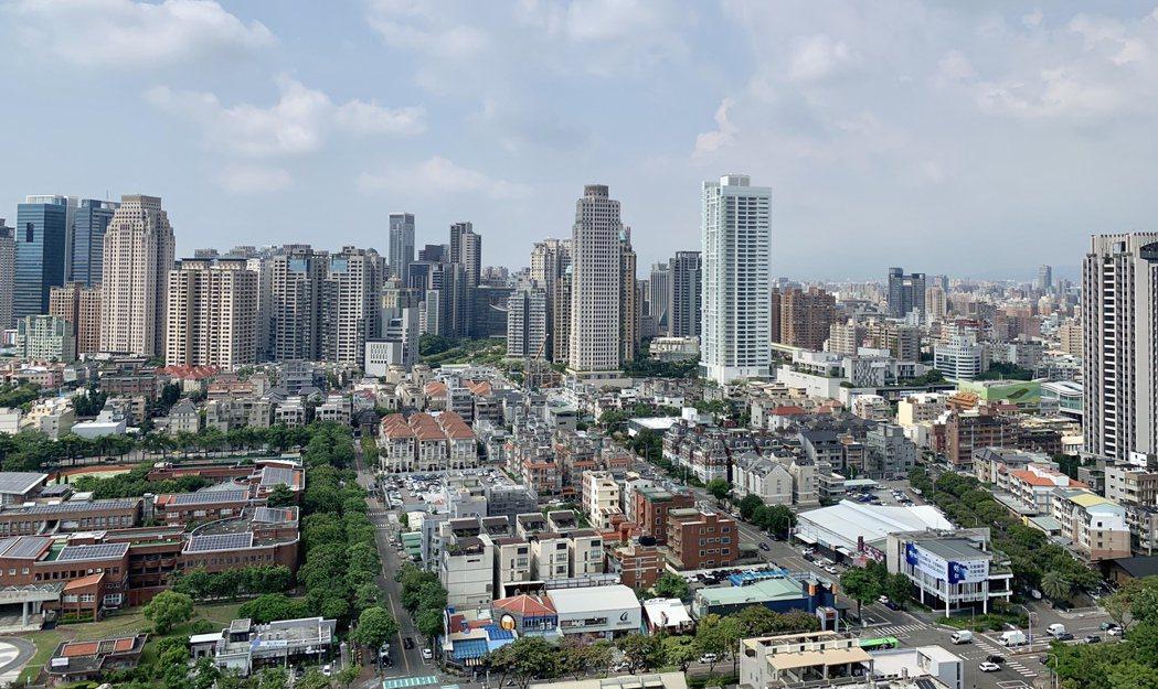 台中市南屯區人口成長率居冠,七期南側、單元二領軍房價衝刺。記者宋健生/攝影