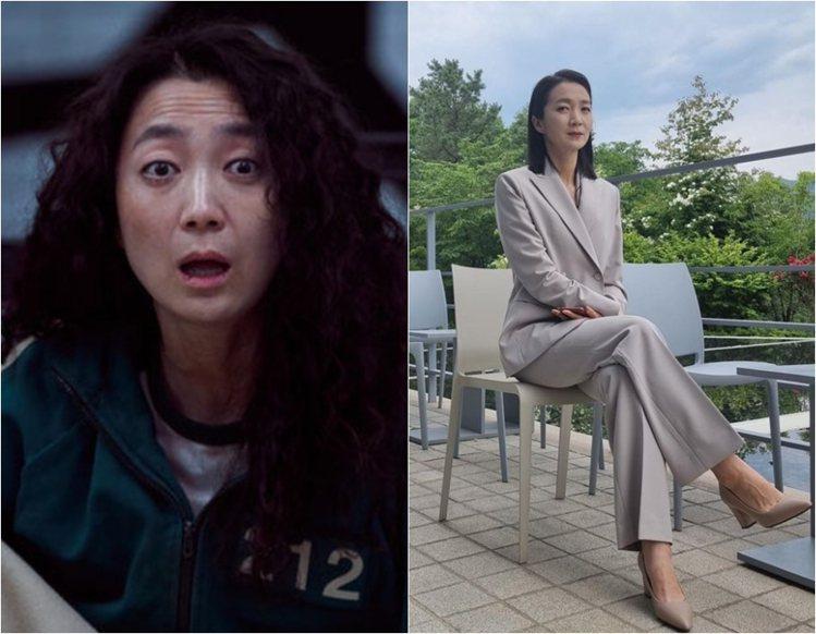 「韓美女」金珠姈。 圖/擷自金珠姈Instagram