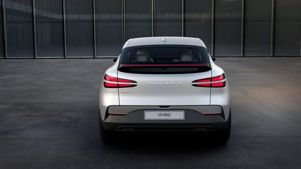 Genesis計畫在2030年前推出8款純電動車。 摘自Genesis