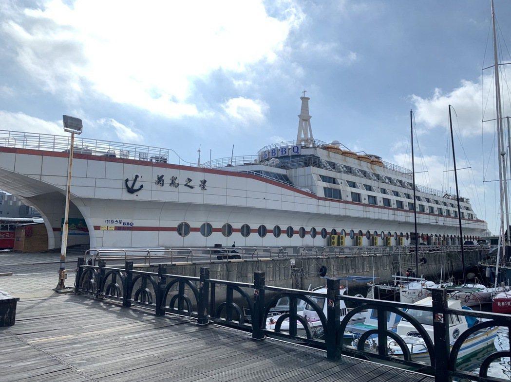 搭上船舶走藍色公路可打開不一樣的旅遊視角,從海洋的角度來重新認識臺灣。交通部航港...