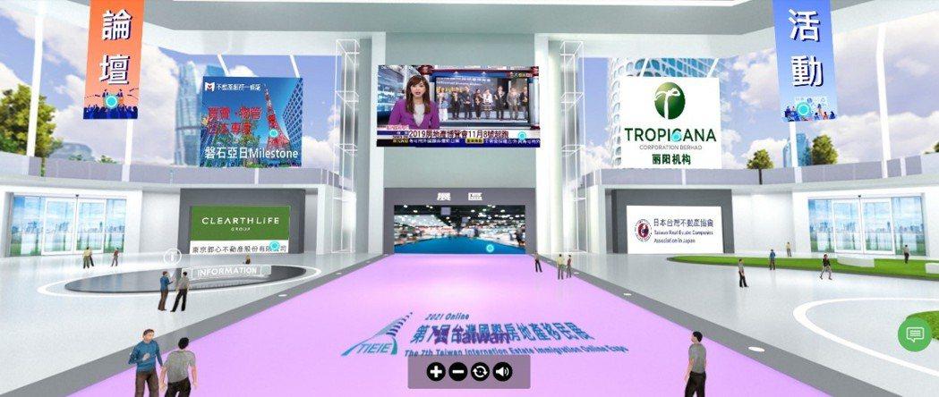3D虛擬展館運用最新數位科技展示,提供參觀者簡潔便利觀展與富有臨場感體驗服務。 ...
