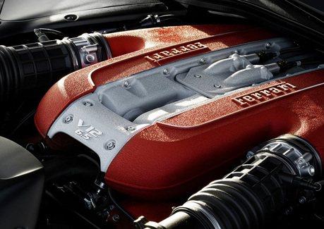 外傳Ferrari V12動力要導入渦輪技術了?
