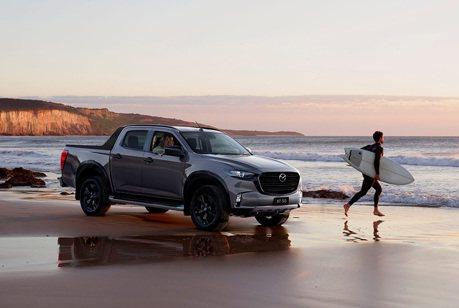 澳規Mazda BT-50皮卡加入1.9升柴油動力