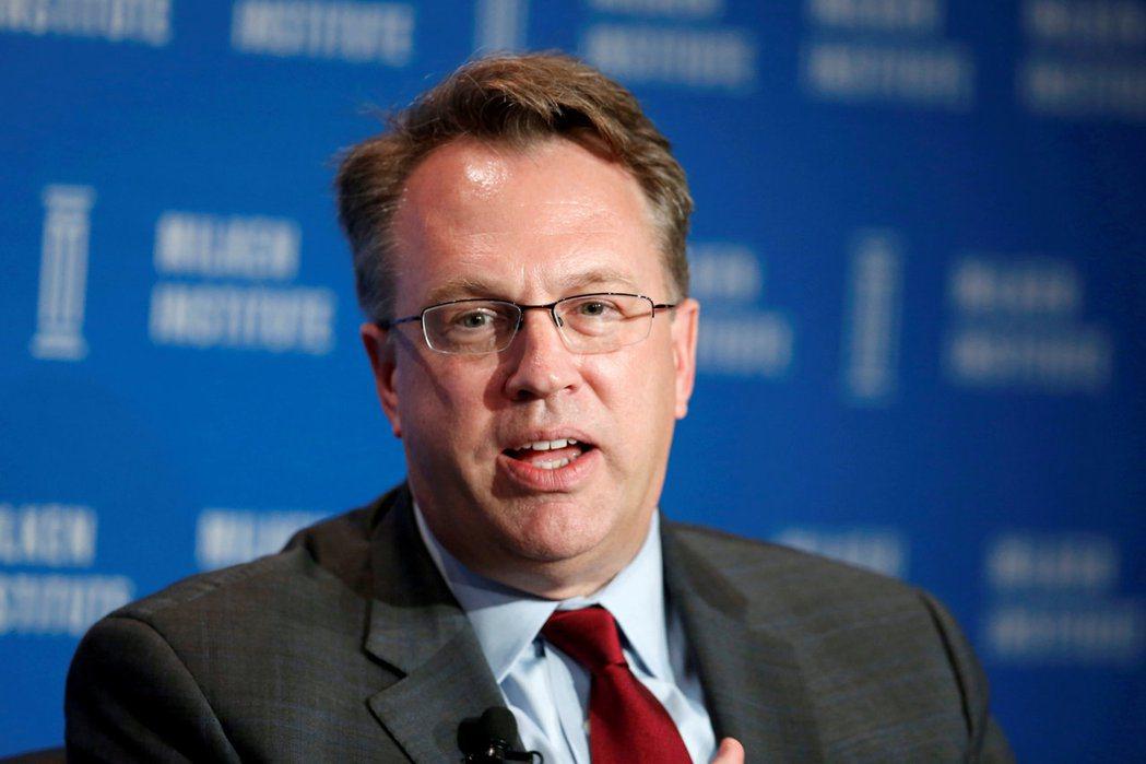紐約聯準銀行總裁威廉斯(John Williams)。(路透)