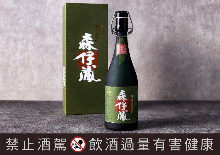 「森伊藏MORIIZO」首度插旗海外市場,第一站就選擇台灣市場,讓台灣消費者有機...