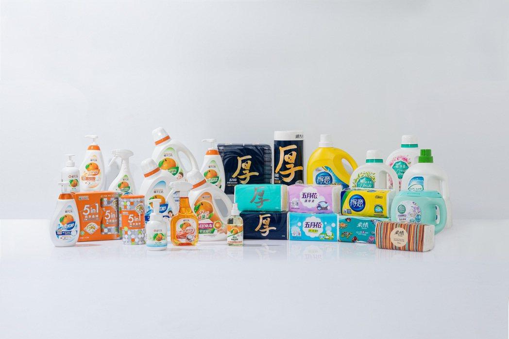 永豐實榮獲第6屆卓越中堅企業奬,為台灣消費性產業第一家。圖/永豐實提供