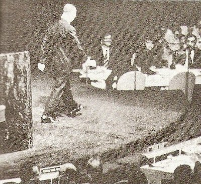 1971年中華民國外交部長周書楷宣布退出聯合國,步下講台。圖/聯合報系資料照片