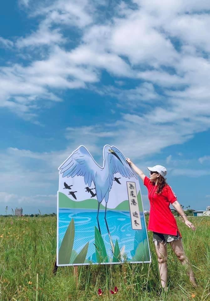 蘇澳鎮公所打造波斯菊花海,歡迎民眾來拍照、打卡,認識在地多元特色。圖/蘇澳鎮公所提供