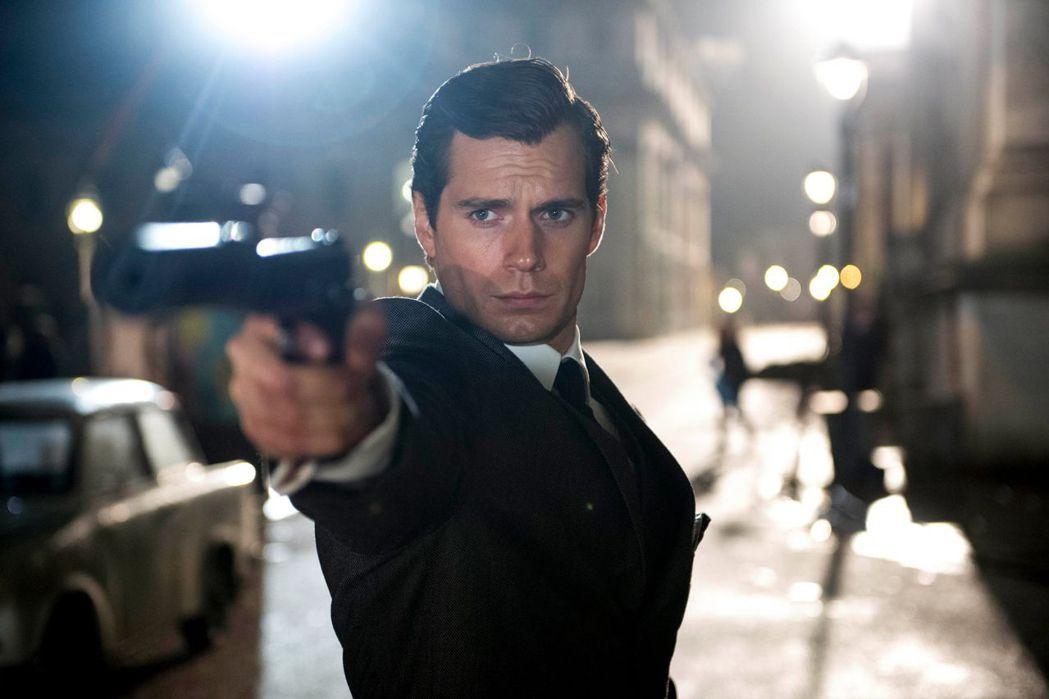 不少網友認定下一任007非亨利卡維爾莫屬。圖/摘自imdb