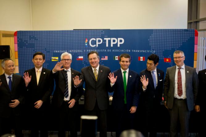 台灣想成為CPTPP成員國,更大的阻礙反而是來自國內市場開放程度的壓力。美聯社