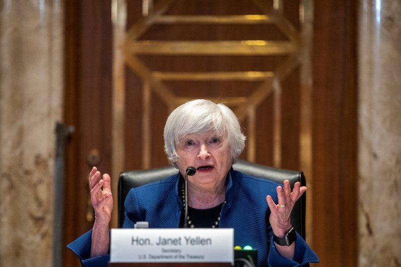 美國財政部長葉倫警告國會,若不能在10月18日之前調高或者暫時凍結舉債上限,財政部將用盡資源無法償債。 路透