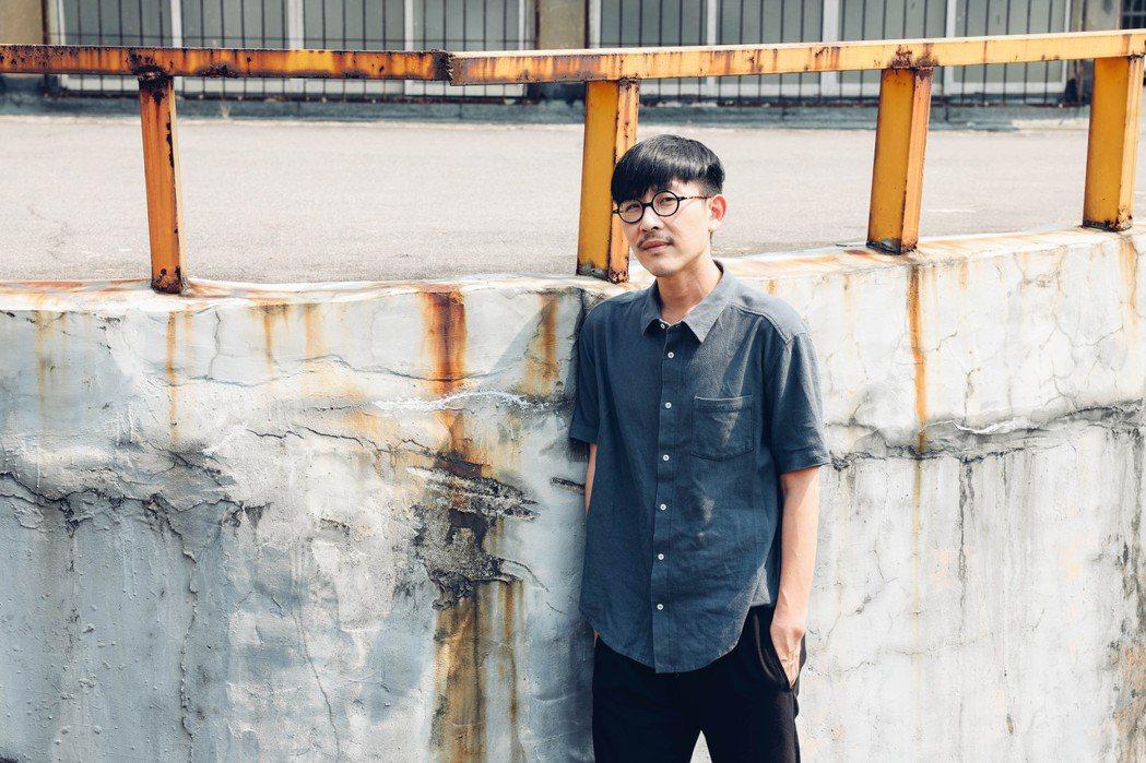 2021臺北白晝之夜藝術總監林昆穎。 圖/吳致碩攝影