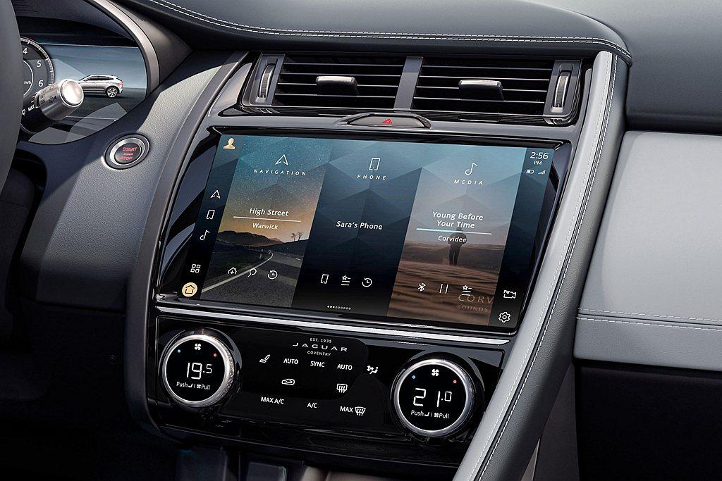 最新11.4吋觸控螢幕,相較於上一代螢幕可視面積提高48%,搭載最新PIVI P...
