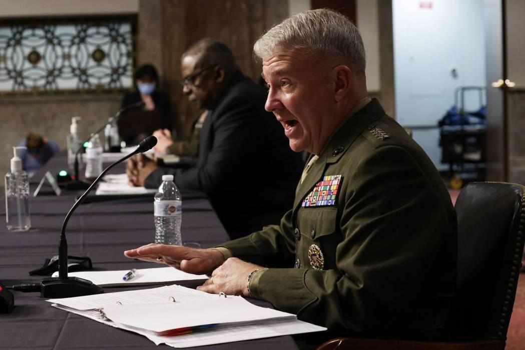 「我認為美軍撤軍前的2,500人駐阿兵力,是維持阿富汗現況的『最低下限』——如果...