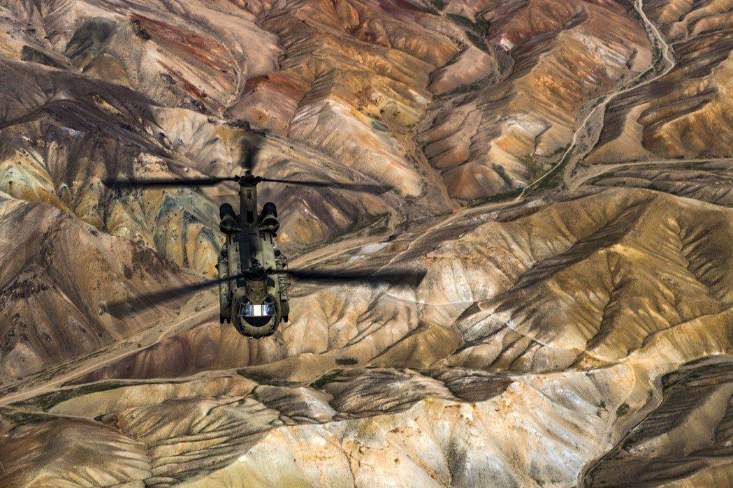 圖為美軍過去在阿富汗的演習。 圖/US DOD