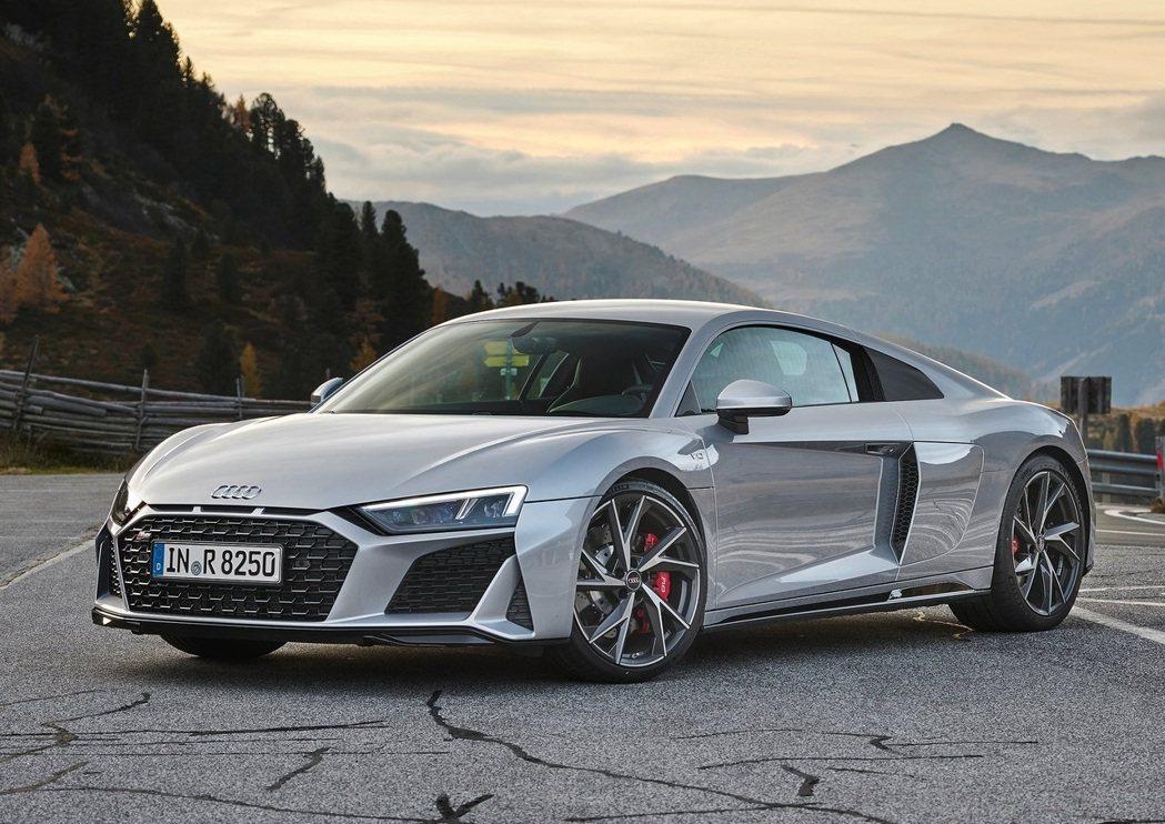 Audi R8 V10將退出澳洲市場。 摘自Audi
