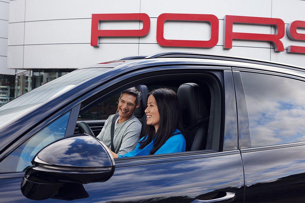 Porsche Approved Warranty保時捷認證保固堅持使用保時捷原...