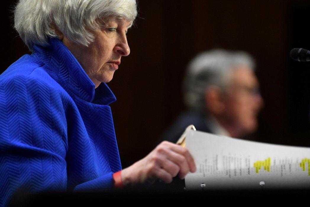 財政部長葉倫警告國會,財政部將在10月18日前後耗光經費。