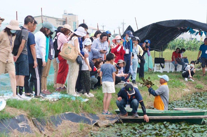 台南市鹽水區農會本周六、日將辦理小旅行一日遊,讓外界能認識更多鹽水優質農產品,還可一起參與食農體驗。圖 /鹽水區農會提供