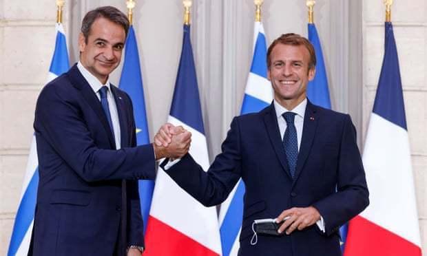 希臘和法國簽署一項價值數十億歐元的軍事協議,兩國領導人稱讚這項協議是朝著在非洲大陸深化軍事合作邁出的「大膽第一步」。歐新社