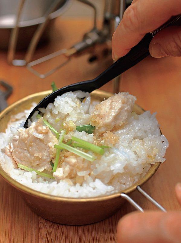 海南雞飯。 圖/幸福文化 提供