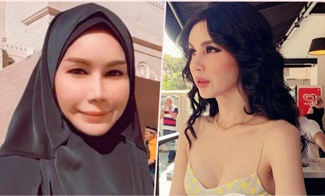 馬來西亞社會近期正熱烈關注一位逃到泰國的跨性別女穆斯林——Nur Sajat(圖...