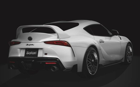 TOM'S Racing推出Toyota Supra特仕車向Paul Walker致敬!