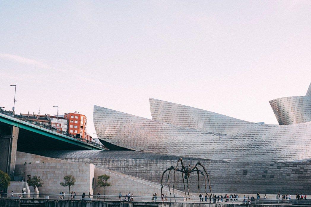 畢爾包古根漢美術館。 圖/施清元攝影
