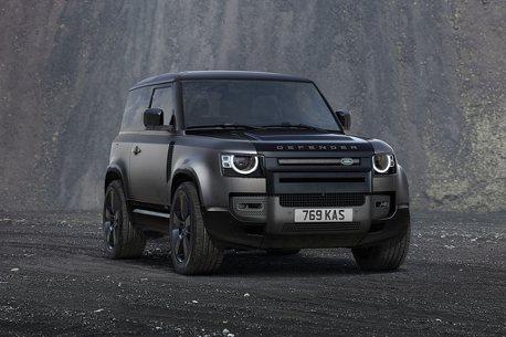 超跑級越野之王!Land Rover Defender 90 V8 Carpathian Edition台灣限量接單