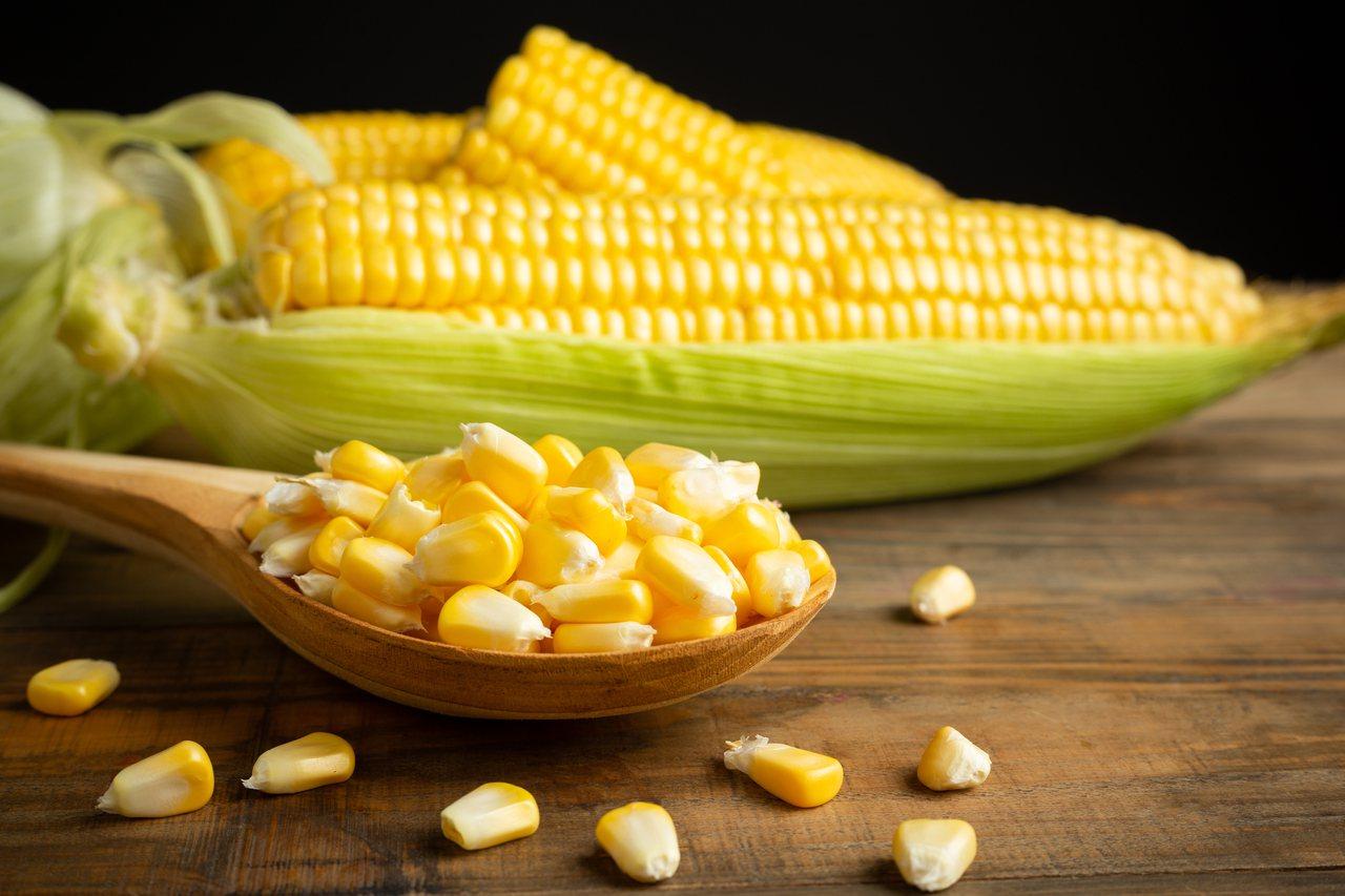 把每天在吃的白飯替換成有纖維的玉米,幫助消化更加順暢。 圖/freepik