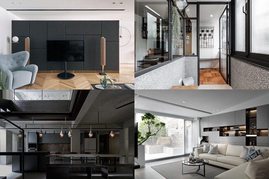 房價居高不下,老屋翻新是近年首購族和新婚族的關注焦點。 圖/北鷗室內設計、乘四建...