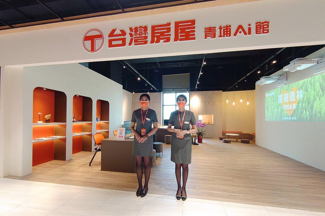 桃竹房仲龍頭的台灣房屋,進駐A19購物中心,成為首家進駐百貨購物中心的房仲直營店...