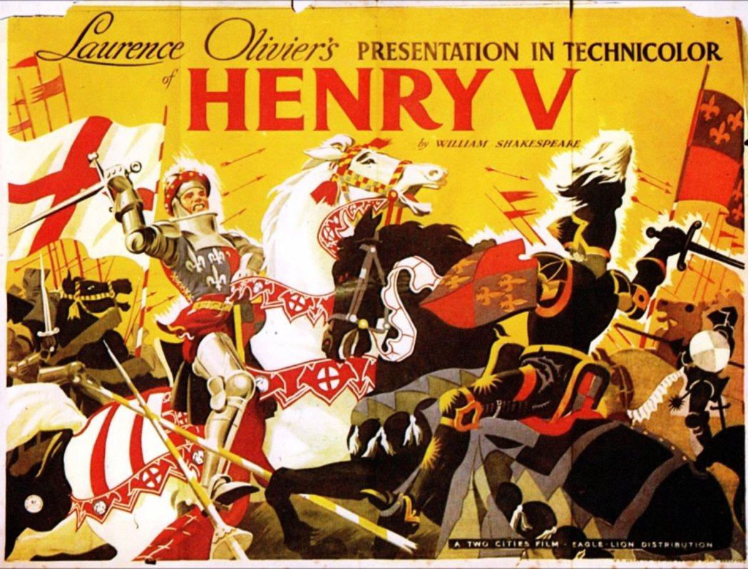1944年經勞倫斯.奧利維爾(Laurence Olivier)巧妙刪節後拍成影...