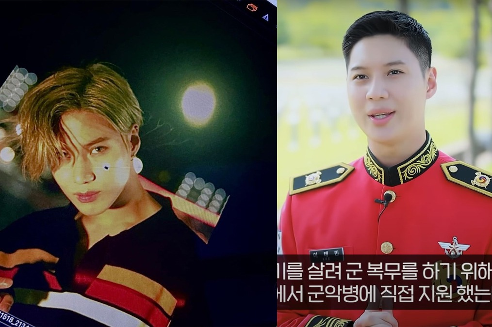 韓國人氣男團SHINee成員泰民考上陸軍軍樂隊,今年5月31日以低調入伍,預計2022年11月30日退伍,SHINee就全數完成國防義務。而韓國兵務廳也不時會分享軍樂隊成員演出的畫面,當中也可以看到...