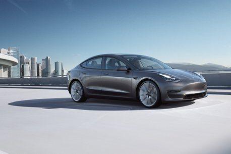 超越雷諾Clio、福斯Golf Tesla Model 3九月銷量稱霸歐洲車市