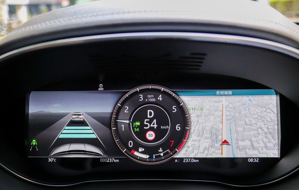 主動式安全系統自然也沒有缺席,但稍微可惜的是小改款Jaguar E-Pace並未...