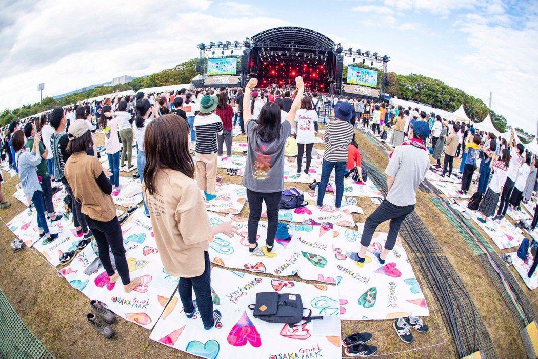 《OSAKA GENKi PARK》實現了「可以在大阪享受安心又安全的演唱會...