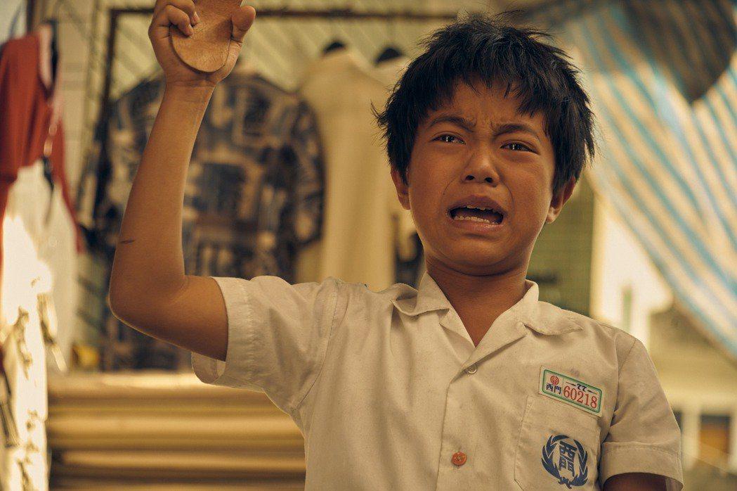 李奕樵是天才演員,靠著「天橋上的魔術師」一炮而紅。圖/公視提供