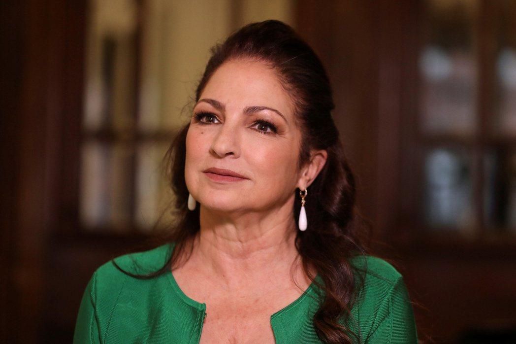 古巴裔美國拉丁天后葛洛麗雅伊斯特芬(Gloria Estefan)。 路透社