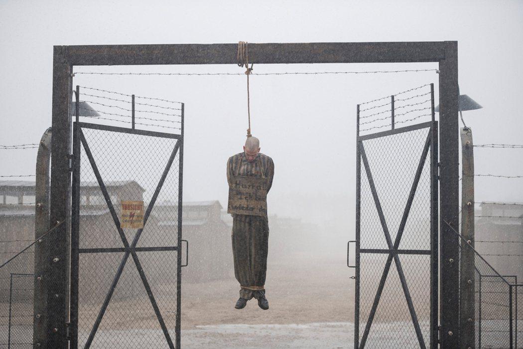 《逃出奧斯威辛》集中營迫害無數人。捷傑提供