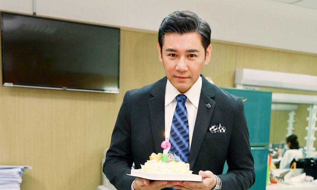 陳熙鋒生日也爆喜訊升格人夫。圖/民視提供