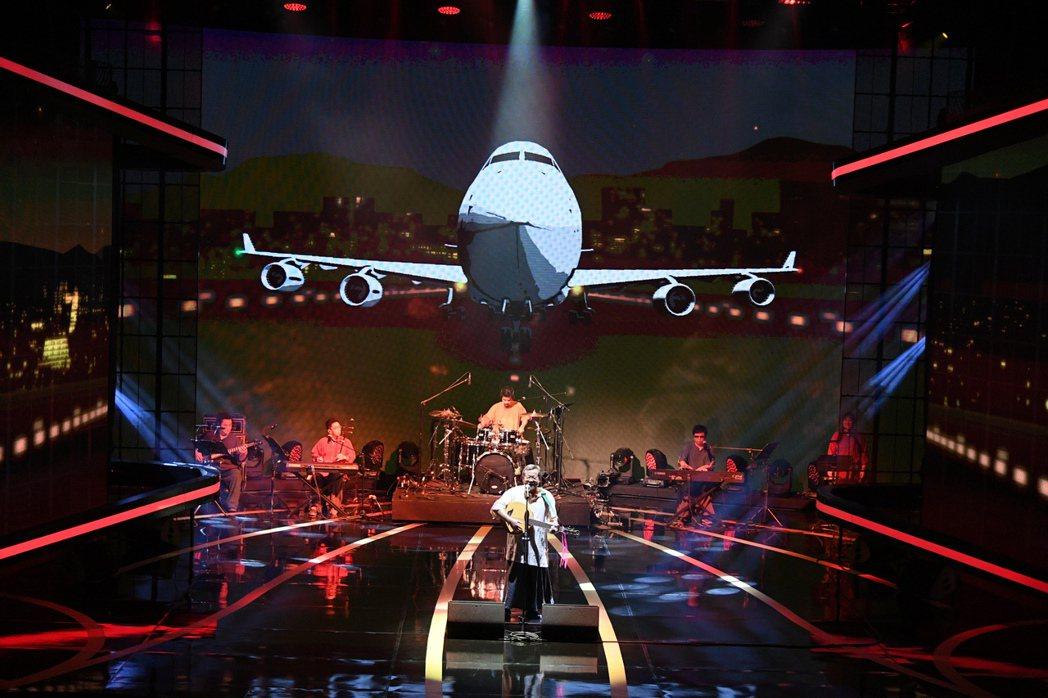 陳明章是台灣知名音樂人。圖/三立電視提供