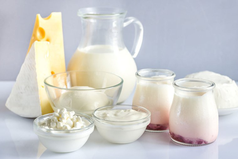 乳製品是鈣質重要的來源,加上也是豐富的蛋白質來源之一,但過往有些錯誤的迷思認為乳...