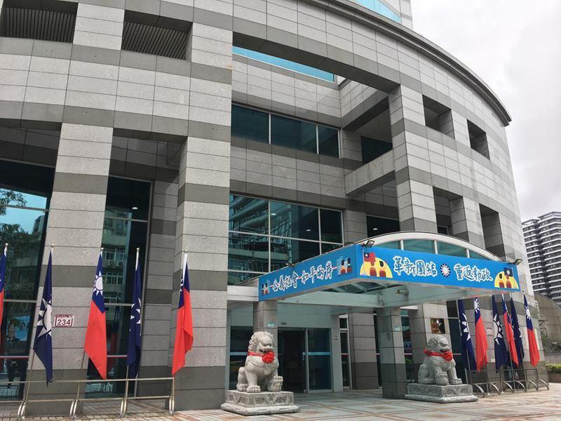 國民黨從現任主席江啟臣到一級主管、幕僚,都被要求9月30日全部離職,國民黨中央黨部上演空城計。記者李成蔭/攝影