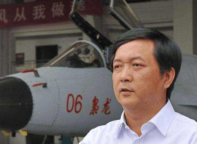 被譽為國之重器,研發中共七款新型戰機的中國科學院院士楊偉。圖/取自百度