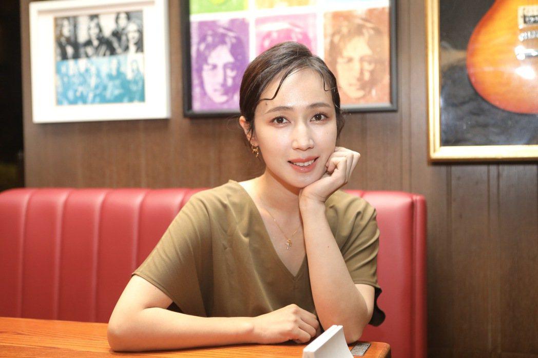 小薰以「大債時代」榮獲金鐘迷你劇集女配角獎。圖/公視提供