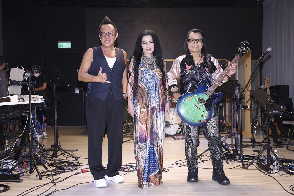 黃大煒、潘越雲、沈文程將於「BACK TO 70'S西洋金曲演唱會」合體演出。 ...
